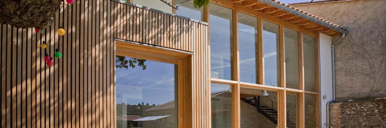 Maison Meguin_ © Architecture Environnement  (1)